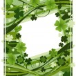 Design for St. Patricks Day — Stock Vector