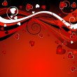 Royalty-Free Stock Imagen vectorial: Valentines background