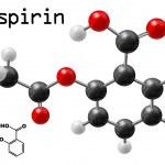 Aspirin molecule — Stock Vector #21262369