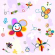 Background for kids — Stockvektor #22084607