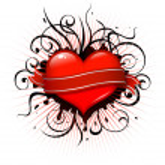 Valentine design — Stock Photo #2279775