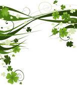 Design for St. Patricks Day — Stock Vector