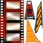 Film strip — Stock Vector #27020921