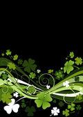 Design for St. Patrick's Day — Stock Vector