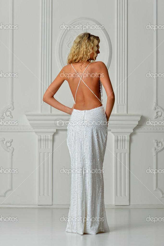 Фото платьев с голой спиной 69293 фотография