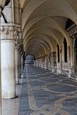 View to Doge's Palace in Venice. — Stock Photo