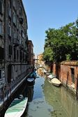 View of canal in Venice. — Stock Photo