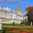 Catherine palace and park in Pushkin. — Stock Photo
