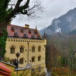 Stock Photo: Hohenschwangau castle in Germany.