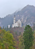 Neuschwanstein castle in Germany. — Stock Photo
