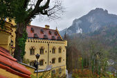 Hohenschwangau castle in Germany. — Stock Photo
