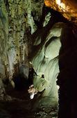 Cave Emine Bair Khosar in Crimea. — Stockfoto