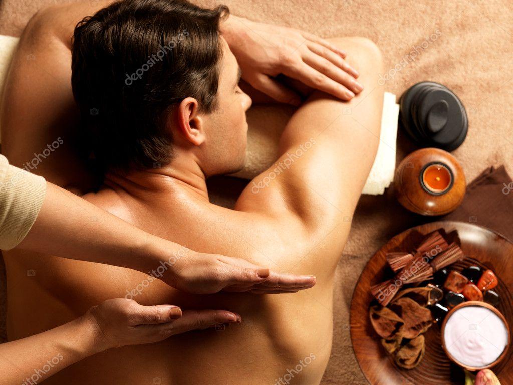 тайский боди массаж для мужчин фото