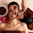 Spa therapy for woman — Stock Photo #33817991