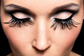 Beautiful Eye Makeup — Stock Photo