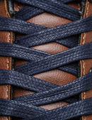 Shoe laces — Stock Photo