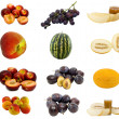 Fresh fruits images — Stock Photo