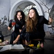 Witches conjure — Stock Photo #30399145