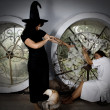 Witchcraft and magic — Stock Photo #30458239