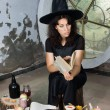 Witch — Stock Photo #33812497