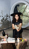 Witch — Stockfoto