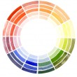 Color theory — Stock Photo