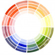 Color theory — Stock Photo #35537119