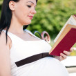 Pregnant woman — Stock Photo #12917371