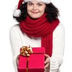 Christmas girl — Stock Photo #13156218
