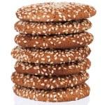 Oatmeal cookies — Stock Photo #13156691