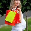 Pregnant woman — Stock Photo #13156842