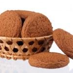 Oatmeal cookies — Stock Photo #13273224