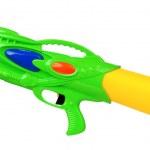 Water gun — Stock Photo