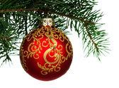 рождественские фенечки — Стоковое фото
