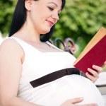 Pregnant woman — Stock Photo #15407095