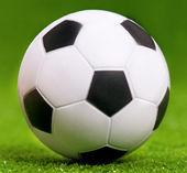 Malý fotbalový míč — Stock fotografie