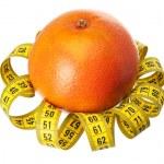Ripe grapefruit — Stock Photo #19664471