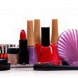 Set cosmetics — Stock Photo