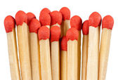Long matches — Stock Photo