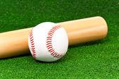 Bola de beisebol — Fotografia Stock