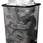 Garbage bin — Stock Photo #20973163