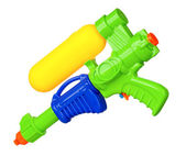 Water gun — Stock Photo