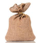 Säckväv säck — Stockfoto