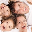 Fun family — Stock Photo #23677195