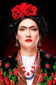 Frida Khalo — Foto Stock