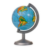 Small globe — Stock Photo