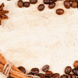 Coffee beans — Stock Photo #34790851