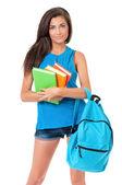学生の女の子 — ストック写真