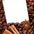 Coffee beans — Stock Photo #38637633