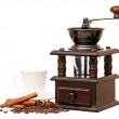 Coffee grinder — Stock Photo #43799385